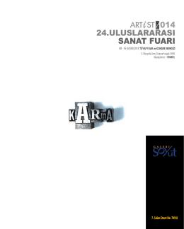 Katalog - Galeri Soyut