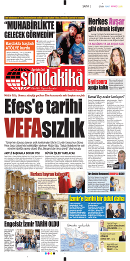 """MUHABİRLİKTE - Sondakika Gazetesi"