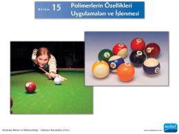 MAL201 Callister Polimerlerin Özellikleri