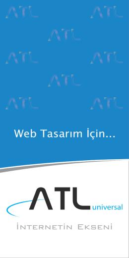 Web Tasarım İçin