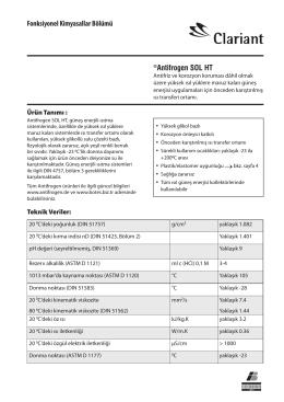 Antifrogen SOL HT.indd
