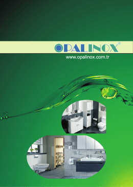 Katalog 1 - OPALINOX