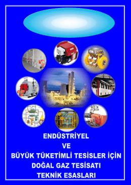 endüstrġyel ve büyük tüketġmlġ tesġsler ġçġn doğal gaz