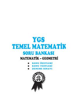 YGS Temel Mate S.B