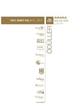 Untitled - Amara World Hotels