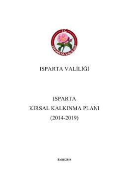 Kırsal Kalkınma Planı (2014-2019)