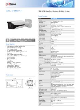 IPC-HFW8301 E