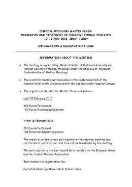 04-05 Nisan 2015 ÜNİ-LİG Ankara - Türkiye Masa Tenisi Federasyonu