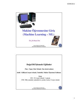 Makine Ogrenmesi-ML-10