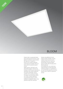 bloom - EAE Aydınlatma