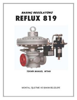 reflux 819 tr - Fio Gaz | Anasayfa