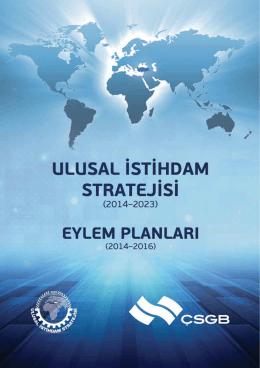 www.uis.gov.tr - Ulusal İstihdam Stratejisi