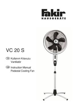 VC 20 S