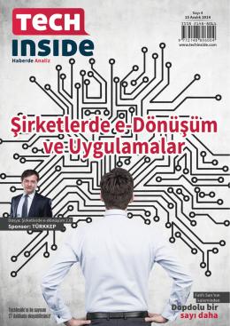 TechInside Basılı Dergi