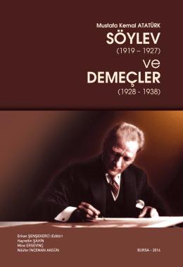 PDF Metni için tıklayınız. - U.Ü. Atatürk İlkeleri ve İnkılap Tarihi