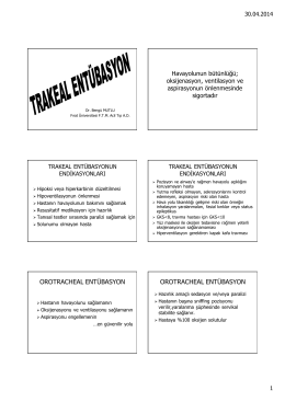 Belge_TRAKEAL ENTÜBASYON_UI