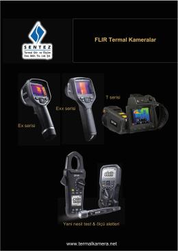 FLIR Termal Kameralar