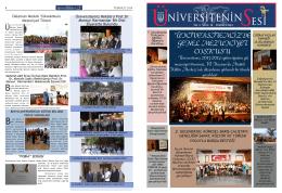 Temmuz 2014 - Muğla Üniversitesi