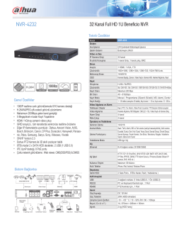 NVR-4232 - Okisan