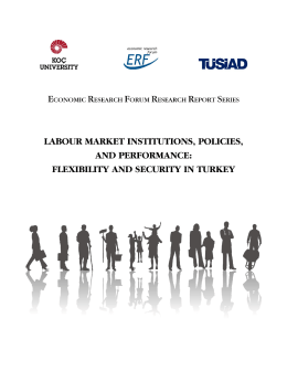 Labour Market Institutions, Policies, and Performance