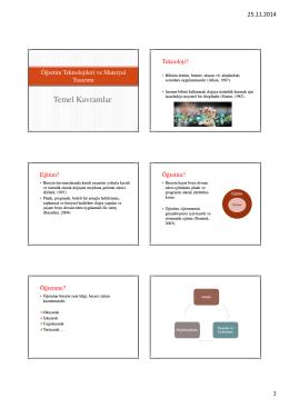 (Microsoft PowerPoint - materyal geli\376tirme ders notlar\375)