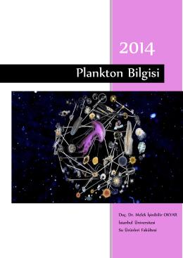 Plankton Bilgisi 1 - Su Ürünleri Fakültesi