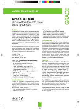 grace bt 040