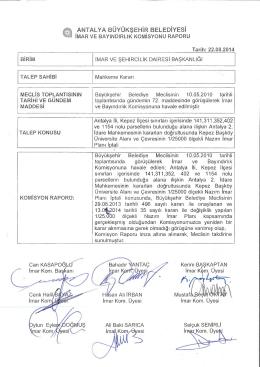 """(29/03/2015) """" Afete Hazır Türkiye"""