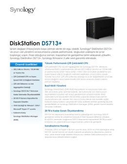 DiskStation DS713+