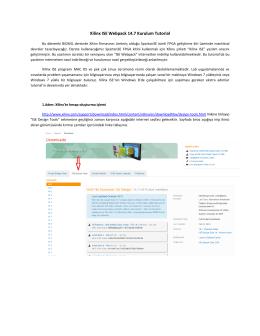 Xilinx ISE Webpack 14.7 Kurulum Tutorial