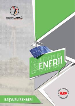 2014 y.enerji rehberi ve ekleri