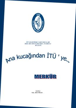 Merkür - İTÜ Geliştirme Vakfı Okulları