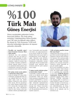 Türk Malı - İlkem Şahin