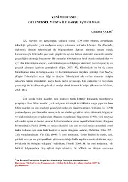 YENİ MEDYANIN - Kırklareli Üniversitesi Personel Web Sistemi
