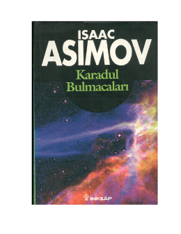 Isaac Asimov – Karadul Bulmacalar(full)