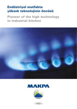 Endüstriyel Mutfakta Yüksek Teknolojinin Öncüsü
