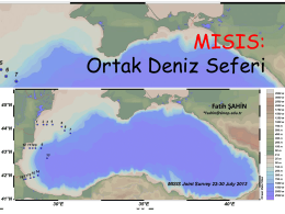 Ortak Deniz Seferi
