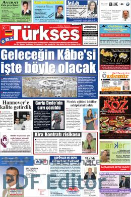 5 - Türkses Gazetesi