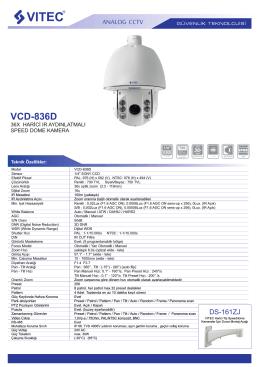 VCD-836D