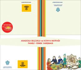 YEMEK YARIŞMASI - Necmettin Erbakan Üniversitesi