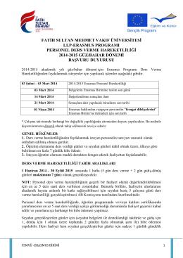 fatih sultan mehmet vakıf üniversitesi llp