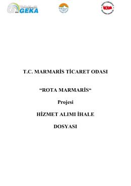 İndir - Marmaris Ticaret Odası