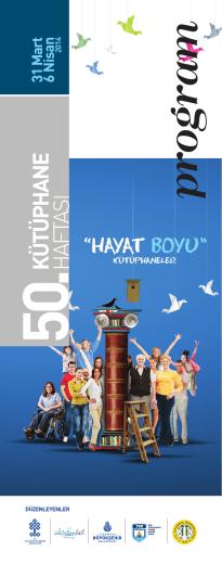 program - 50. Kütüphane Haftası - Türk Kütüphaneciler Derneği