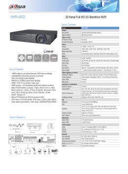 NVR-4832 - Okisan