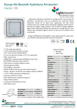 Teknik Data / Hector 100