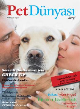 Mart 2015 - Pet Dünyası