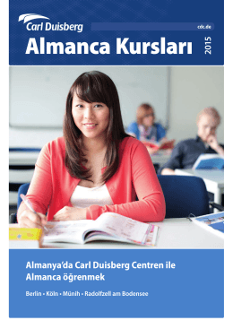 DaF PL TURK 2015 New.indd - German Courses in Germany