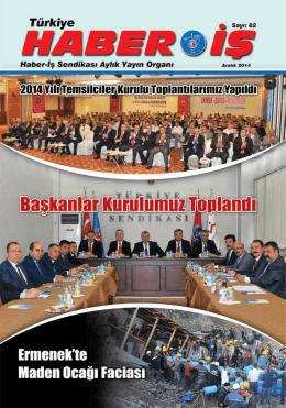 Haber-İş Dergisi