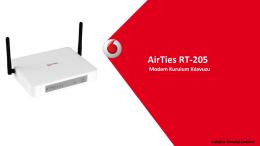 AirTies RT-205
