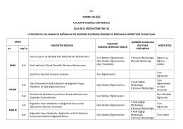 T.C. EDİRNE VALİLİĞİ K.A.ALPER YAZOĞLU ORTAOKULU